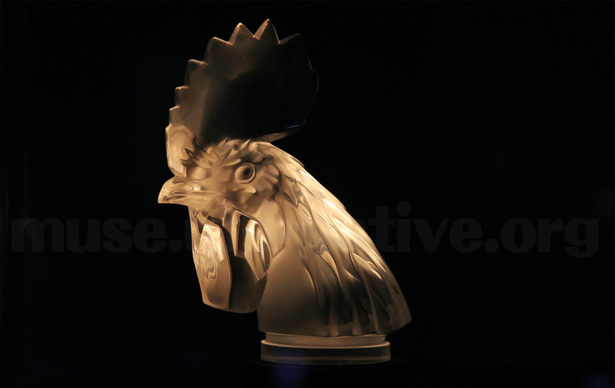 雄鶏の頭(1928年)
